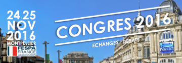 Congrès FESPA le 25 novembre 2016 à Montpellier